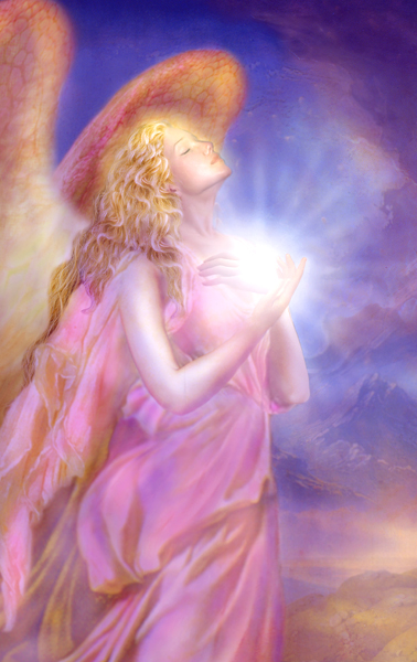 Angelic Bliss Lg